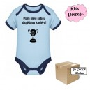 Fan Style body, Navy and Blue, Kids, Toddler, Cup Style, In Stock
