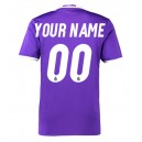 Official authentic Real Madrid Jersey Your Name 15/16 away, Kids