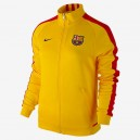 Official Authentic FC Barcelona Jacket, Nike, N98, In Stock, Ladies