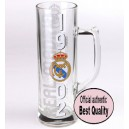 Official Authentic Real Madrid Real Madrid 1902 Tall Glass Tankard