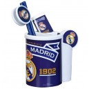 Official Authentic Real Madrid Stationery Desk Set
