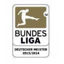 Official authentic Bundesliga Patch