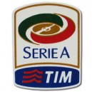 Official authentic Serie A Patch