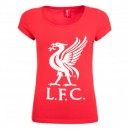 Official Authentic FC Liverpool T-Shirt, Ladies, Leah