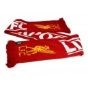 Official Authentic FC Liverpool Scarf