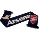 Official Authentic Scarf Arsenal, Blue
