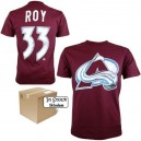 Colorado Avalanche Roy Hockey T-Shirt, Old Time Hockey, In Stock
