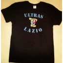 T-Shirt S.S.Lazio, Irriducibili, black