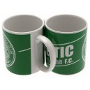 Official Authentic Celtic Glasgow Sign Mug
