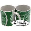 Official Authentic Celtic Glasgow Mug Green