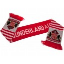Official Authentic Scarf Sunderland FC, Red-White