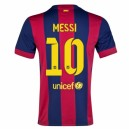 Official authentic FC Barcelona Leo Messi Jersey 14/15 home
