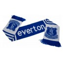Official Authentic Scarf Everton FC, Blue/White, In Stock
