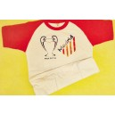 Atletico Madrid T-Shirt, FAN style, Kids, Youth, Champions League, In Stock