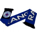 Official Authentic Glasgow Rangers Scarf