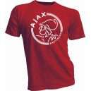 Official authentic T-Shirt Ajax Amsterdam Est. 1900