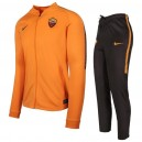 Official Authentic AS Roma Track Suit, black, Nike