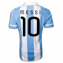 Jersey Messi Argentina 2011/12, home In Stock