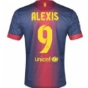 Jersey Alexis FC Barcelona 2012/13, home, In Stock